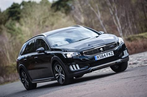 peugeot 608 estate peugeot 508 rxh review 2018 autocar