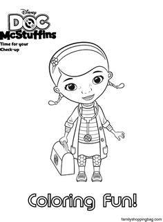 nick jr doc mcstuffins coloring pages doc mcstuffins friends coloring pages for kids printable