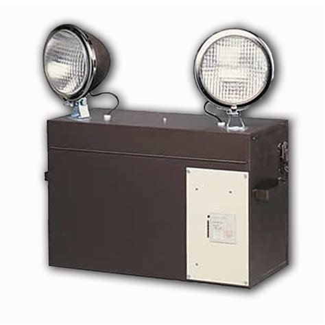 commercial led emergency lights siltron ms s series chicago code industrial emergency