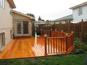 how to level ground for a patio ground level deck ideas for the backyard