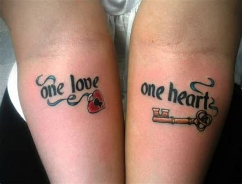 boyfriend girlfriend tattoos 20 boyfriend and tattoos sheideas