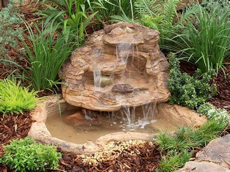 small pond waterfall kits backyard garden ponds waterfalls