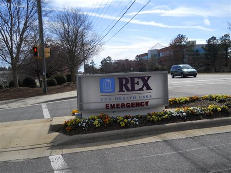 rex hospital emergency room rex healthcare hospitals 4420 lake boone trl raleigh nc united states phone number yelp