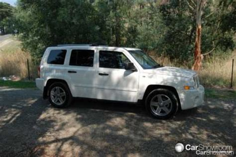 review 2009 jeep patriot car review