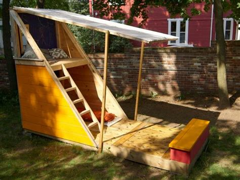 how to build a 2 story house 16 diy playhouses your kids will love to play in the