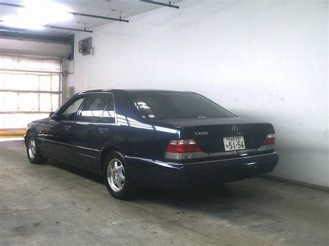 how cars run 1997 mercedes benz s class regenerative braking q8e500 1997 mercedes benz s class specs photos modification info at cardomain