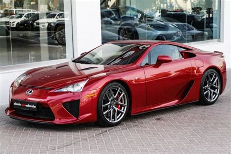 2012 lexus lfa 200 interior and exterior images