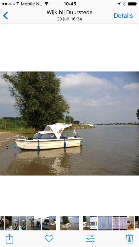 boten zaandam kajuitbootje philanita gebouwd in zaandam bij jachtwerf