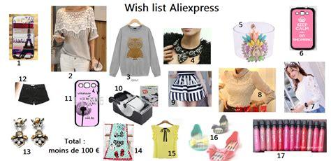 aliexpress or wish wishlist aliexpress 1 le shopping de dona
