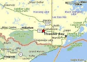 map of canada thunder bay derietlandenexposities