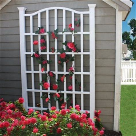 10 Foot Garden Trellis 17 Best Ideas About Garden Fencing On Fence