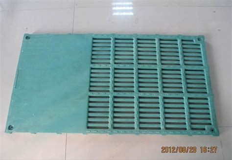 fiberglass slat flooring hebei maple frp industry co ltd