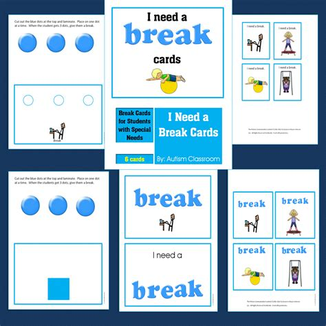 cards for students from autism classroom i need a cards for students