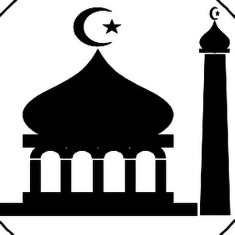 logo masjid clipart