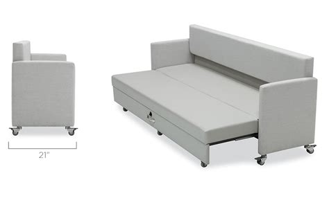 bench sleeper products ioa healthcare furniture