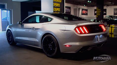 2015 Ford Mustang GT In Depth Walk Around with Steve Ling