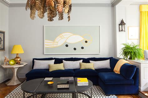 Navy Sofa Living Room Navy Blue Sofa Living Room Contemporary With Abstract Blue Sectional Beeyoutifullife