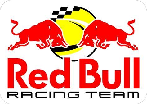 Stiker Bull Redbull Cutting Sticker 18 X 3 Cm bull racing decal decalmonster