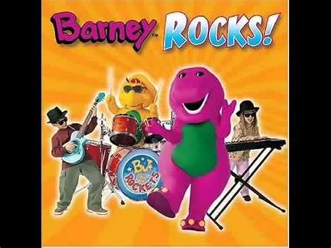 barney the backyard gang rock with barney episode 8 263 best images about barney videos on pinterest seasons