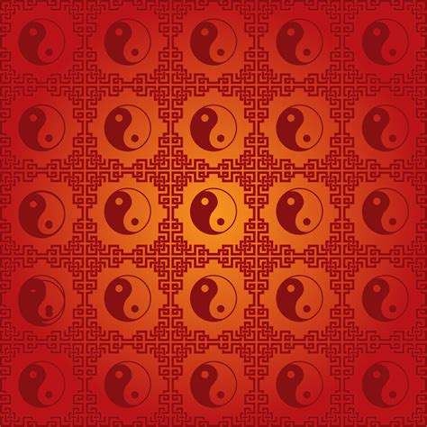 chinese pattern vector ai chinese traditional style tai chi pattern background