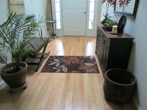 Entryway Rugs For Hardwood Floors by Entryway Rugs For Hardwood Floors Flower Stabbedinback