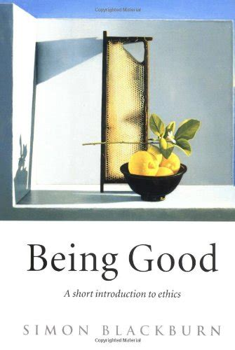libro being good an introduction being good a short introduction to ethics filosofia panorama auto
