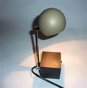 atomic age lightolier lytegem high intensity desk l mid