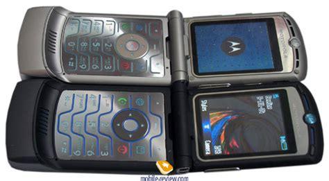 mobile review review gsm phone motorola v3i