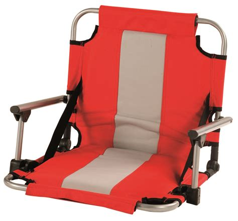 stansport stadium seat stansport stadium seat with arms