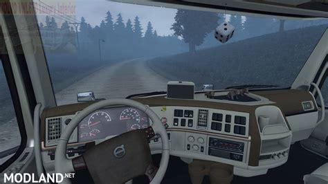 luxury trucks inside volvo vnl670 v 1 23 luxury interior mod for ets 2