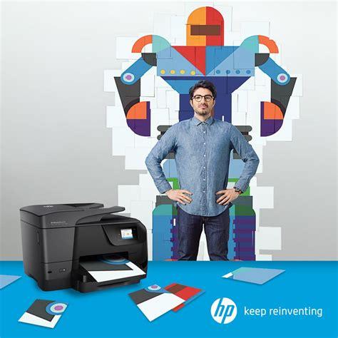 Original Printer Hp Officejet Pro 8710 Print Scan Copy Duplex printer hp officejet pro 8710 photo printer 888182021514