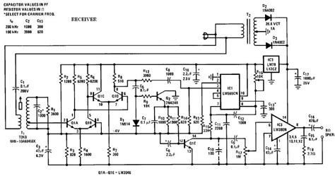 wifi receiver circuit diagram circuit and schematics diagram speaker circuit diagram ireleast readingrat net