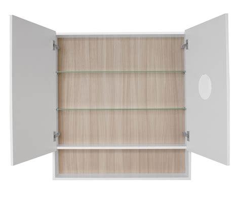 Shelf shaving cabinet