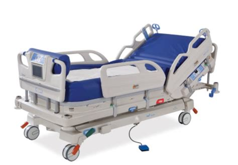hill rom holdings launches air fluidized therapy bed envella