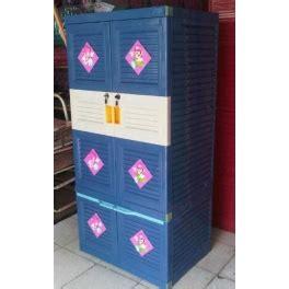 Lemari Plastik Warna Pink lemari anak plastik club