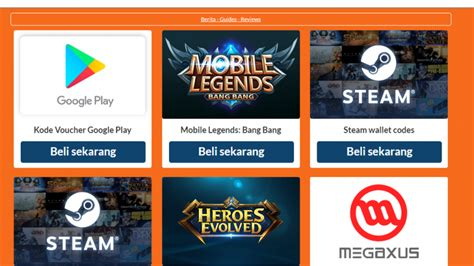 mobile legend codashop top up mobile legends di codashop lebih gang