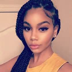 medium box braids with human hair 50 glamorous ways to rock box braids hair motive hair motive