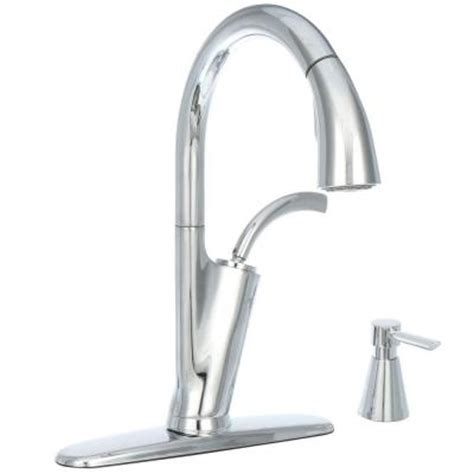 glacier bay kitchen faucet installation glacier bay heston single handle pull down sprayer kitchen