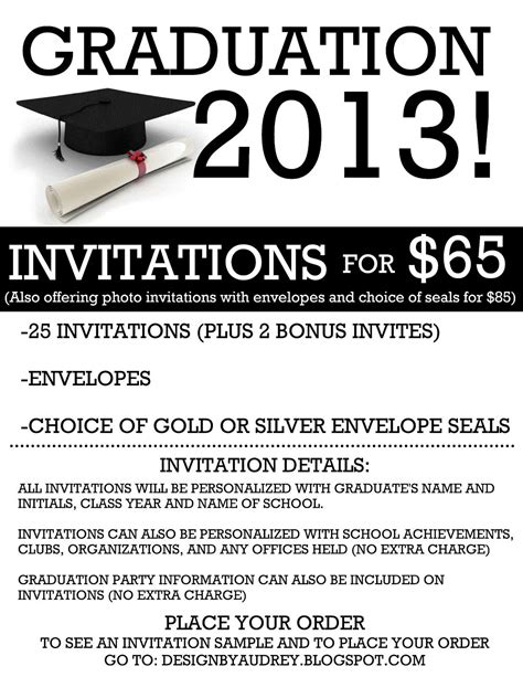 graduation invitation templates free graduation invitations 2016 templates free calendar