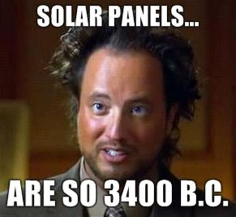 Alien Guy Meme - ancient aliens meme template