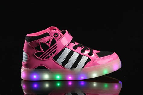 Harga Nike Led Shoes adidas light up shoes gold