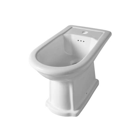sanitaire bidet bidet 224 poser blanc ramses plomberie sanitaire chauffage