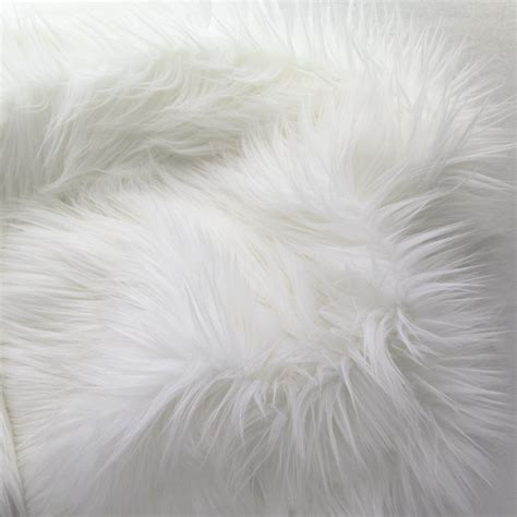 faux fur upholstery fabric on sale pre sale mohair 60 inch faux fur white fabric by