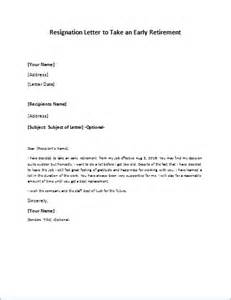 Resignation Letter Due To Retirement by Resignation Letter For Teachers Writeletter2