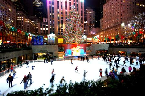 new york city christmas time tour 4 day bus tour from