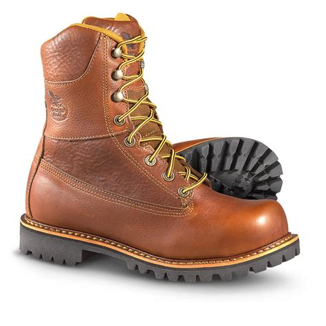 work boot s boot 174 chieftan steel toe work boots saddle
