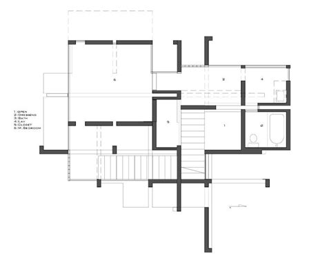 peter eisenman house vi plans gallery of ad classics house vi peter eisenman 8