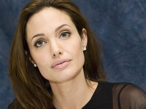angelina jolie why she won the humanitarian award