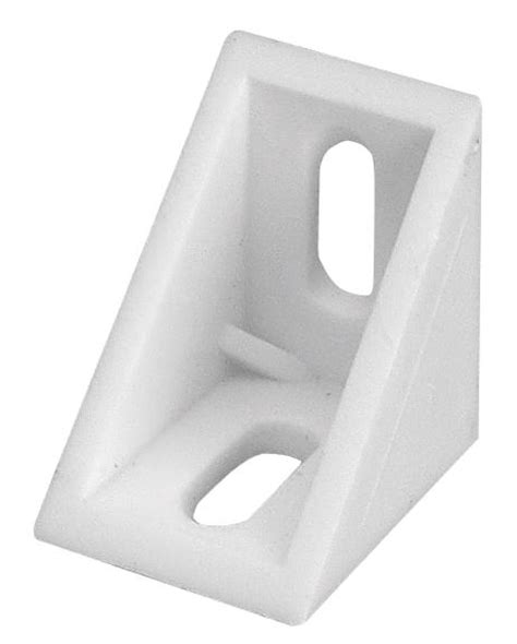 Kitchen Cabinet Organization Systems Hafele 260 47 700 Corner Bracket Plastic White