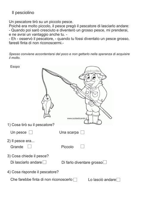 comprensione testo quinta elementare classe seconda italiano lettura e comprensione testo